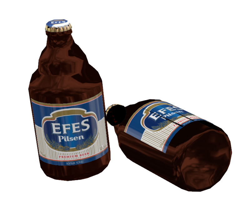 Efes Pilsen for Euro Truck Simulator 2.