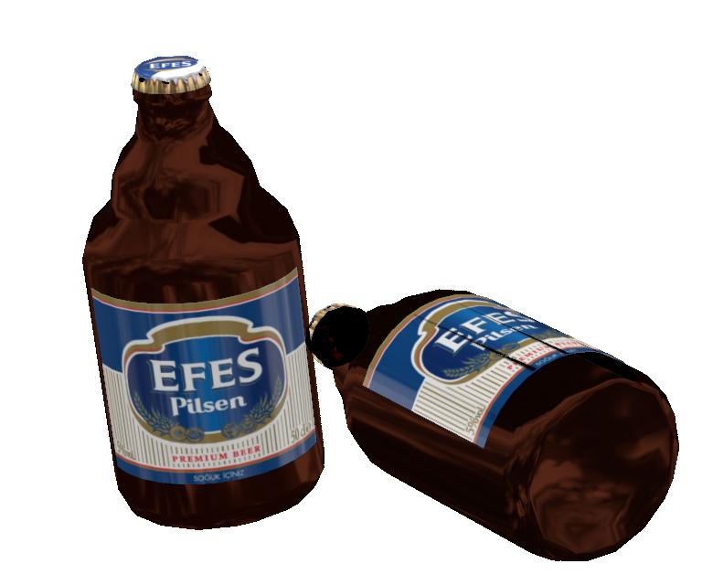 Custom Beer (Buy me one) (Özel Bira Şişesi) for Euro Truck Simulator 2.