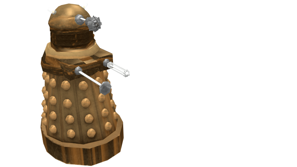 Dalek for Euro Truck Simulator 2.