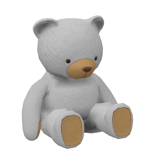 Teddy Bear Polar for Euro Truck Simulator 2.