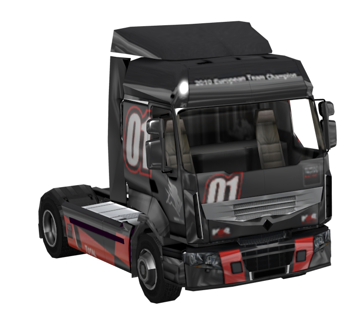 Renault Premium Toy for Euro Truck Simulator 2.