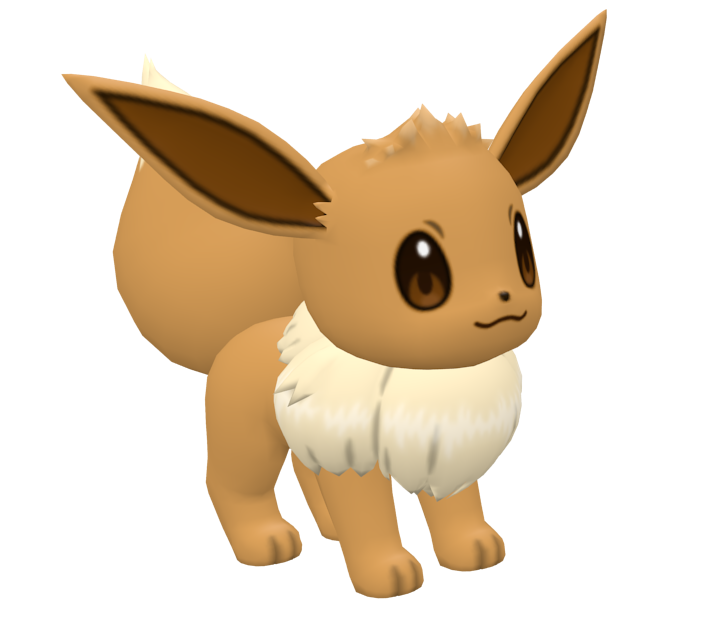 Pokémon - Eevee for Euro Truck Simulator 2.