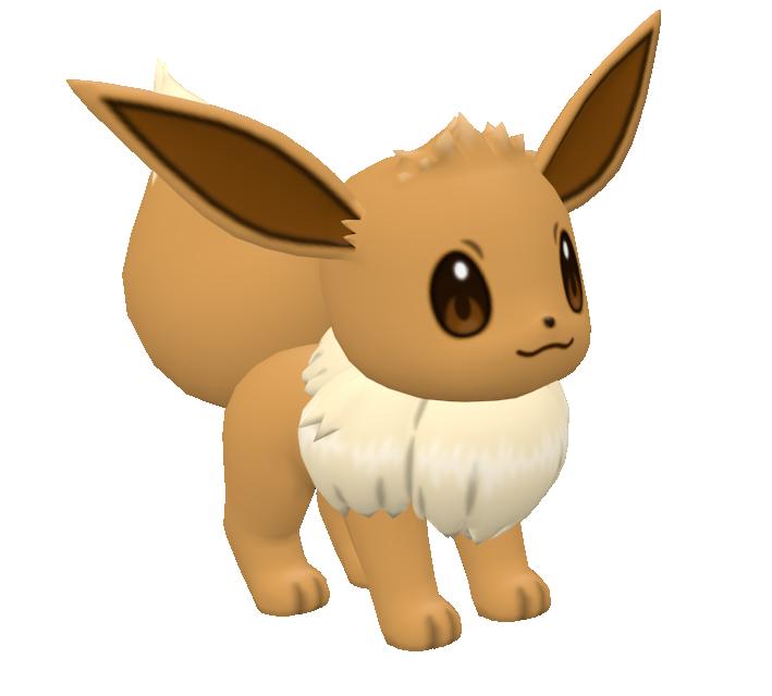 Pokémon - Eevee for Euro Truck Simulator 2.