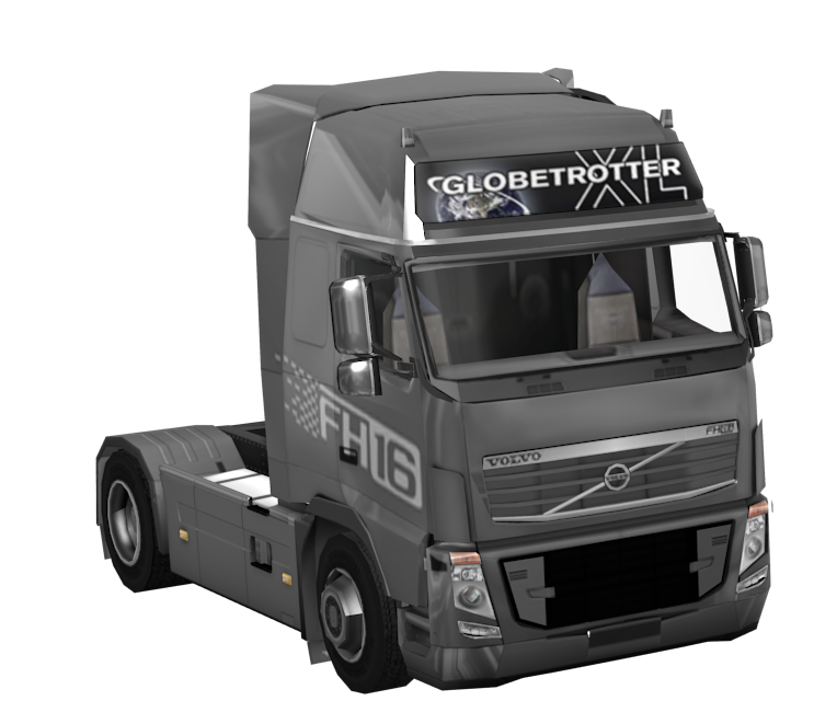 Volvo FH16 Classic Toy (Volvo FH16 Klasik Toy) for Euro Truck Simulator 2.