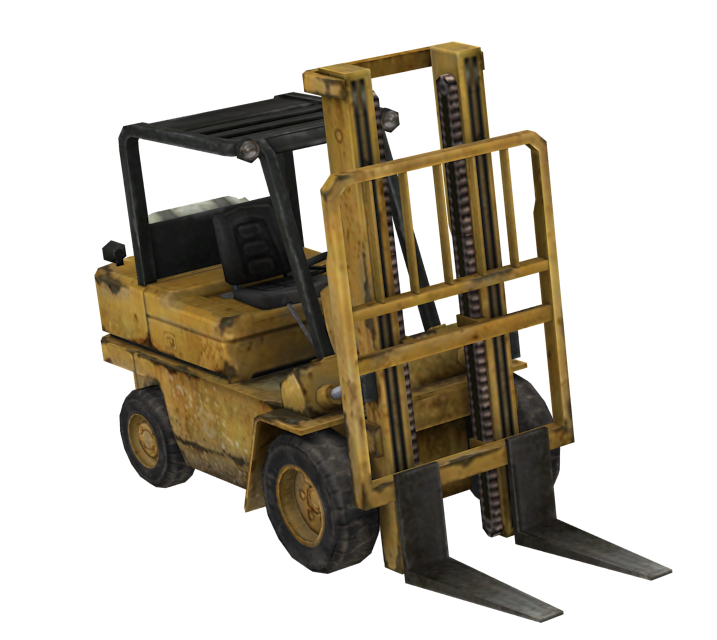 Forklift Toy for Euro Truck Simulator 2.