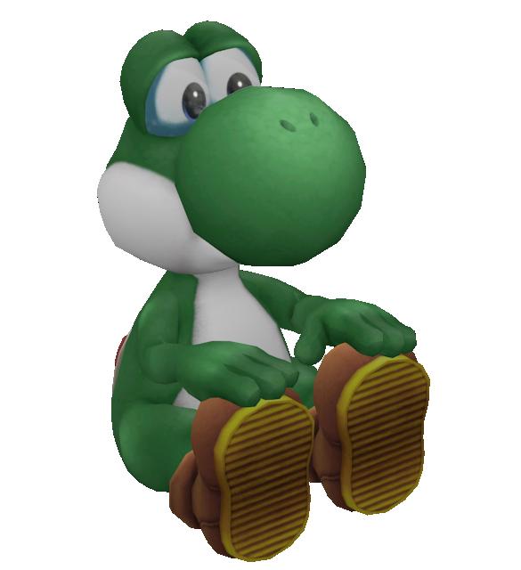 Mario Bros - Yoshi (Ronny's) for Euro Truck Simulator 2.