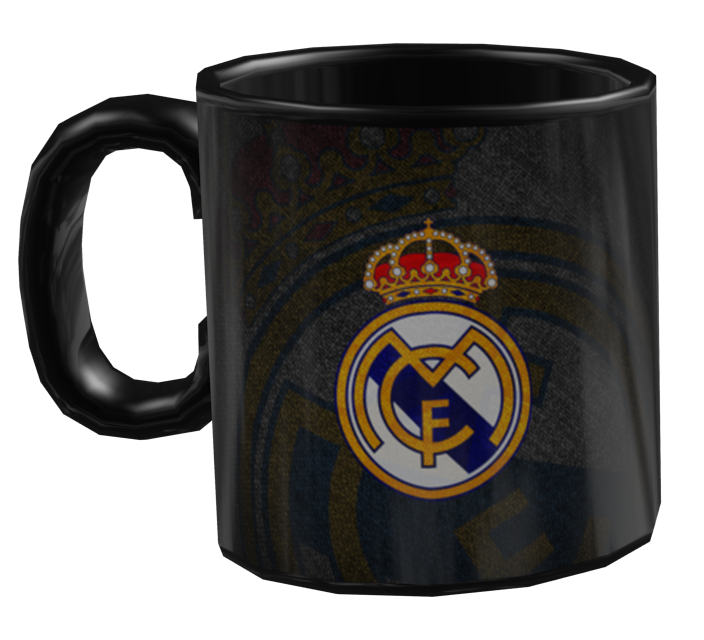 Mug - Real Madrid (Kupa - Real Madrid) for Euro Truck Simulator 2.