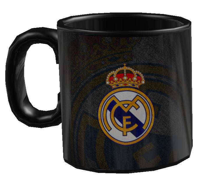 Mug - Real Madrid (Kupa - Real Madrid) for Euro Truck Simulator 2.