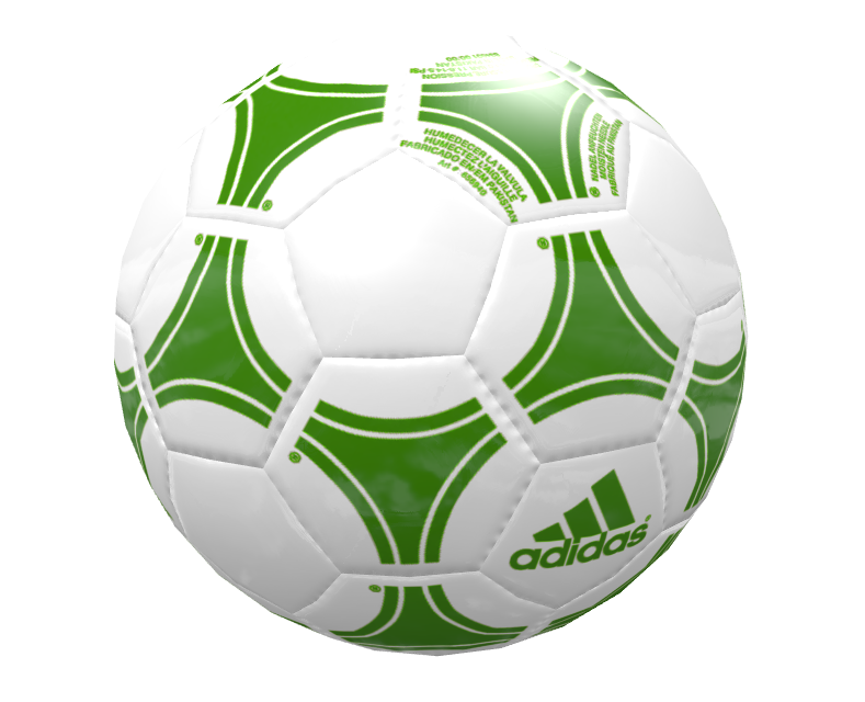 Knob: Football - Green White (Knob: Football - Yeşil White) for Euro Truck Simulator 2.