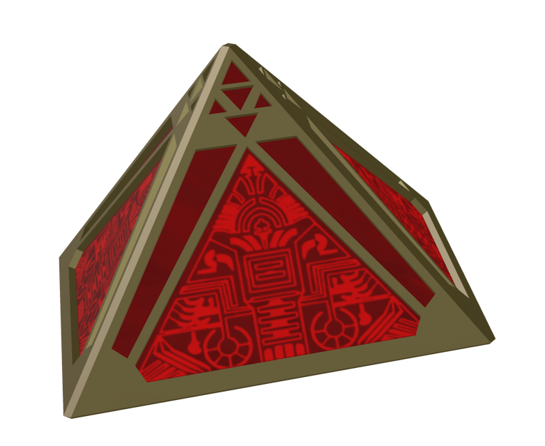 Holocron (Sith) for Euro Truck Simulator 2.