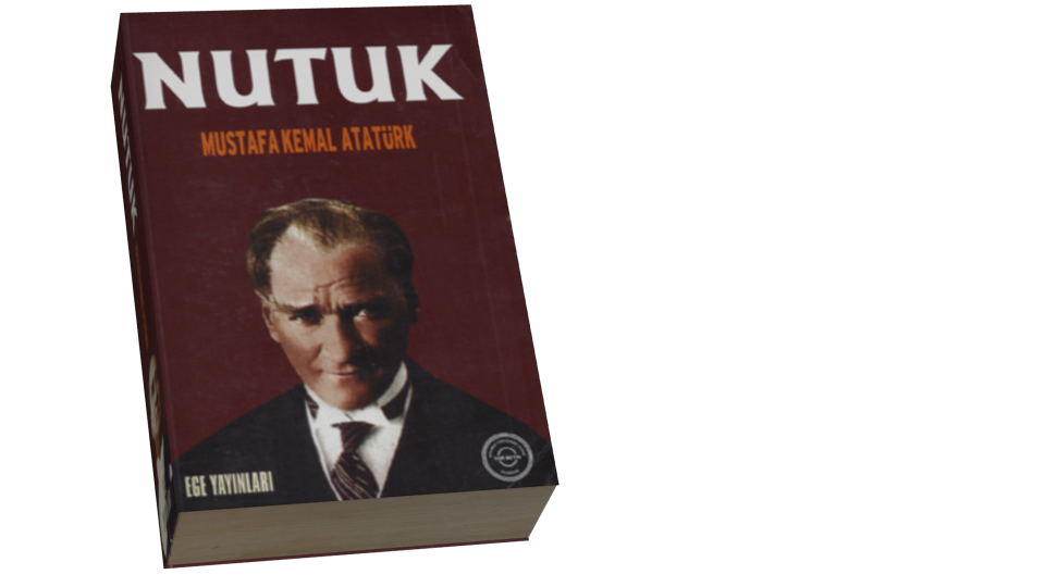Book - The Speech (Kitap - Nutuk) for Euro Truck Simulator 2.