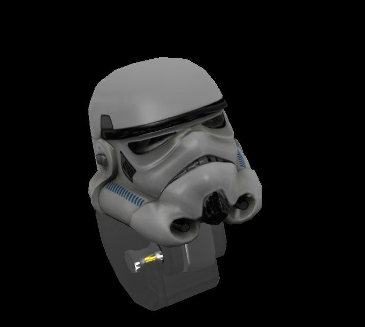 Knob: Stormtroooper for Euro Truck Simulator 2.