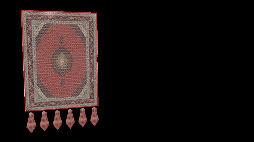 Mini Carpet - 01 (Mini Halı - 01) for Euro Truck Simulator 2.