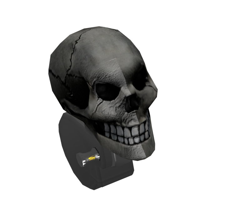 Knob: Skull for Euro Truck Simulator 2.