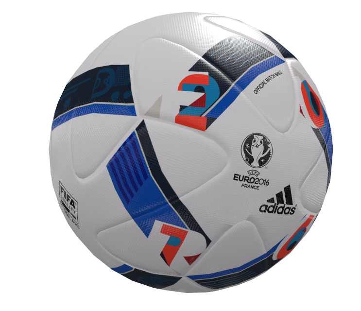 Beau Jeu UEFA 2016 Official Ball for Euro Truck Simulator 2.