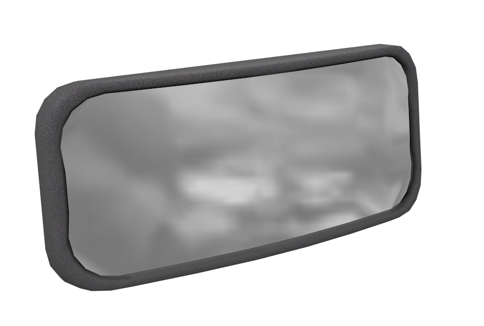 Decorative Mirror 01 for Euro Truck Simulator 2.