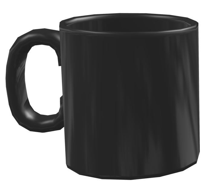 Color Mug - Gray (Renkli Kupa - Gri) for Euro Truck Simulator 2.