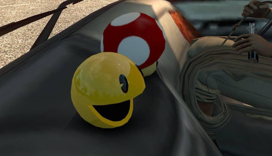 Pacman for Euro Truck Simulator 2.