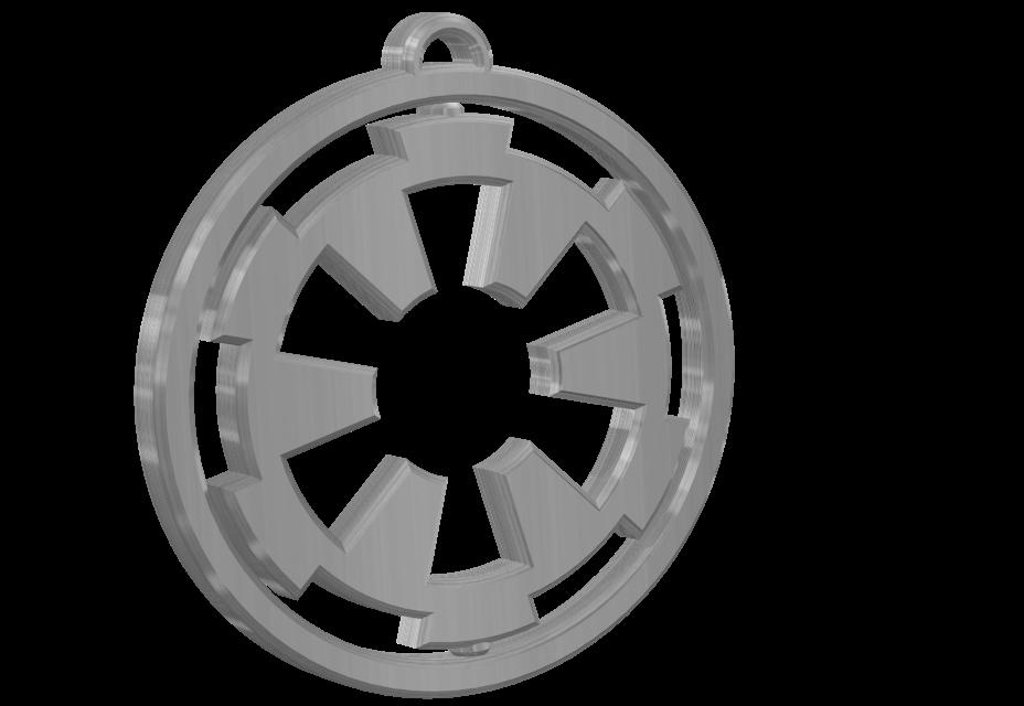 Imperial Insignia (Imperial Amblemi) for Euro Truck Simulator 2.