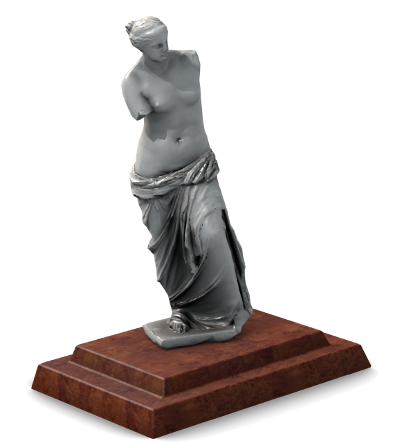 Statue of Venus for Euro Truck Simulator 2.