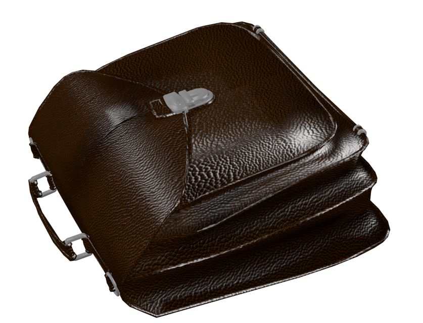 Briefcase for Euro Truck Simulator 2.