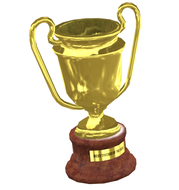 Trophy Cup (Hatıra Kupası) for Euro Truck Simulator 2.