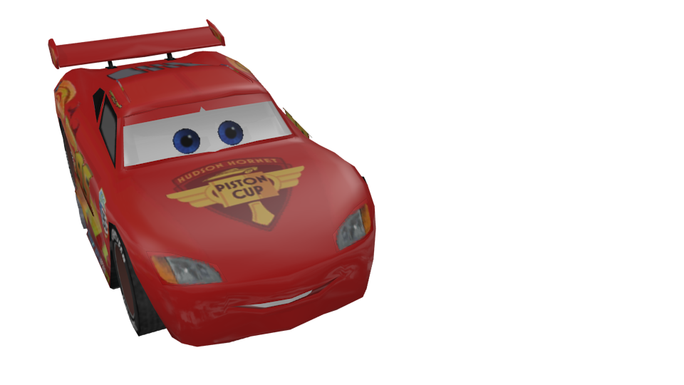 Cars - Lightning McQueen for Euro Truck Simulator 2.