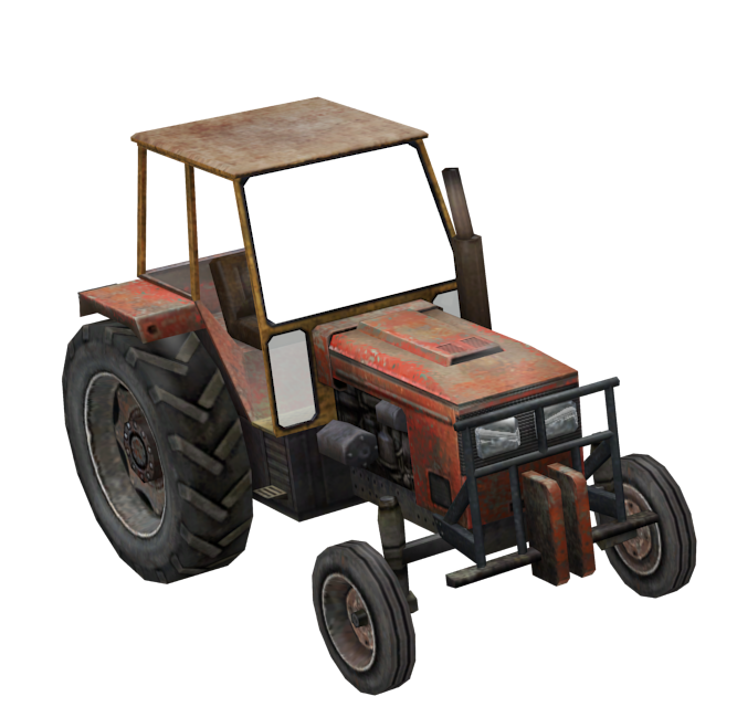 Tractor Toy for Euro Truck Simulator 2.