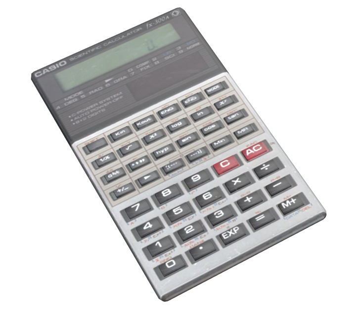 Scientific Calculator (Bilimsel Hesap Makinesi) for Euro Truck Simulator 2.