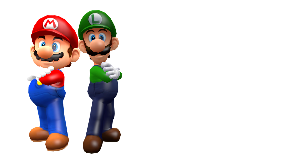 Mario Bros (Mario and Luigici) (Mario Bros (Mario ve Luigici)) for Euro Truck Simulator 2.