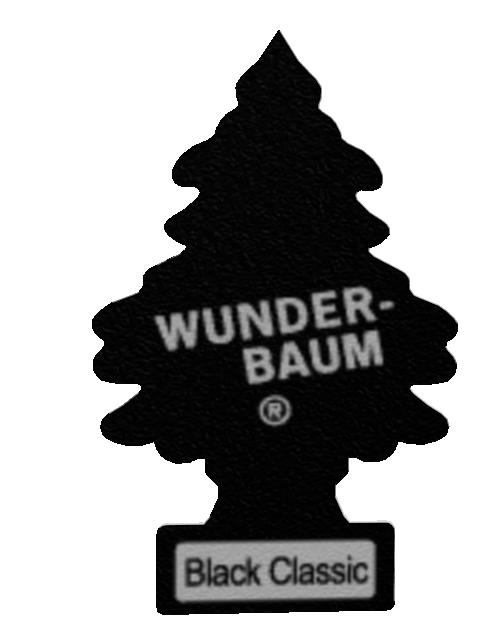 Wunderbaum - Black Classic (Wunderbaum - Klasik Siyah) for Euro Truck Simulator 2.